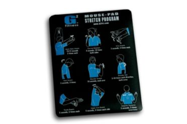 TRAINERmat Mouse-pad                                                                                                             at mygofer.com