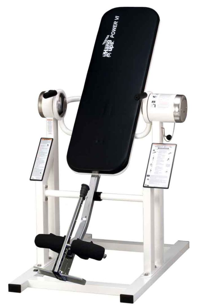 Teeter Hang Ups Power VI GL Inversion Table with Gravity Lock