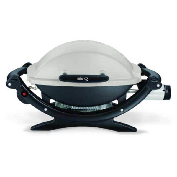 Weber W31 386002 Baby Q 100 Portable Tabletop Gas Grill at Sears.com