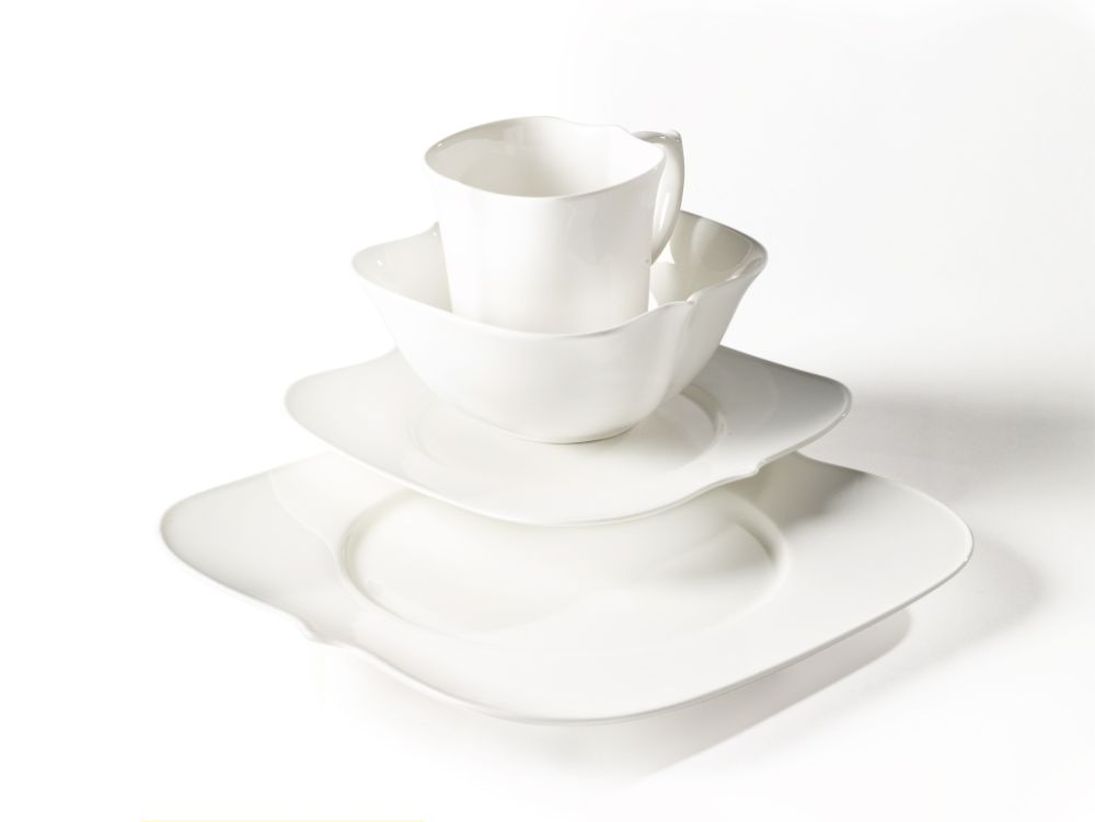 Ecoware 16pc Dinnerware Set   Tabletops Unlimited, Inc. (02443044000  TTU Q1261