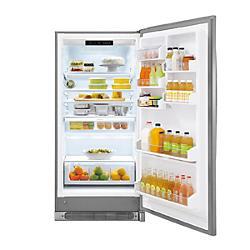freezerless refrigerator
