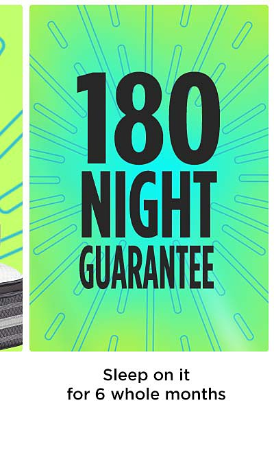 180 night guarantee
