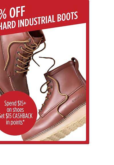 50% off DieHard Industrial Boots