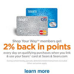 Sears Card