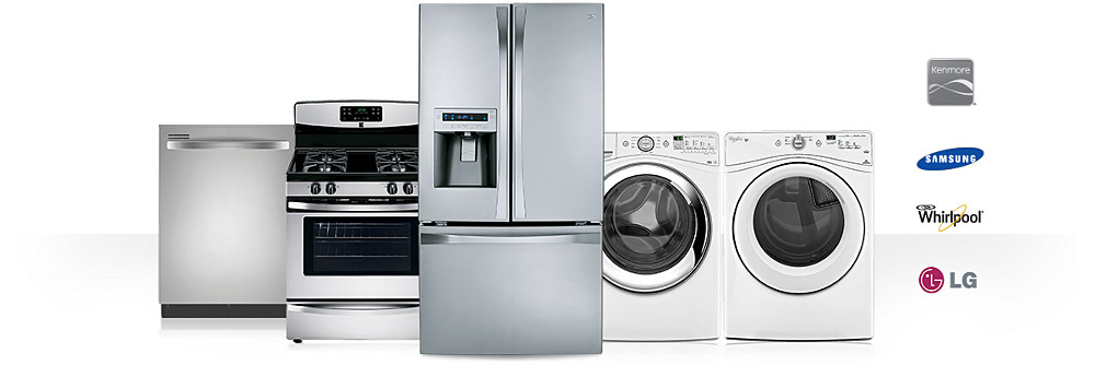 Up to 20% off Kenmore appliances
