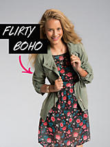Seventeen Collection Flirty Boho