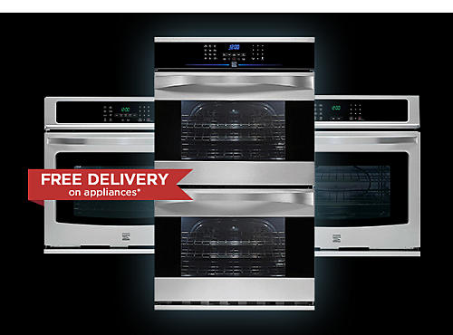 Save 50% on Kenmore wall ovens