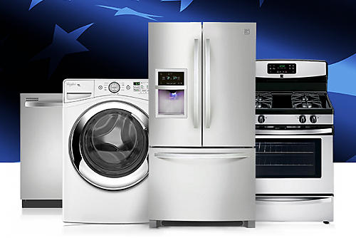 40% off or more on appliances