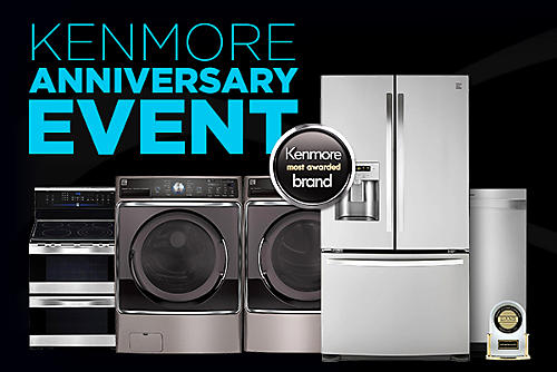 Kenmore Anniversary Event
