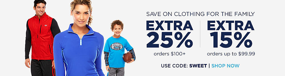 Extra&#x20&#x3b;savings&#x20&#x3b;on&#x20&#x3b;clothing&#x20&#x3b;for&#x20&#x3b;the&#x20&#x3b;family