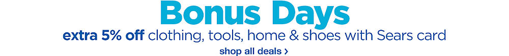 Shop&#x20&#x3b;Bonus&#x20&#x3b;Days