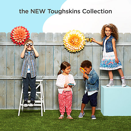 the&#x20&#x3b;NEW&#x20&#x3b;Toughskins&#x20&#x3b;Collection
