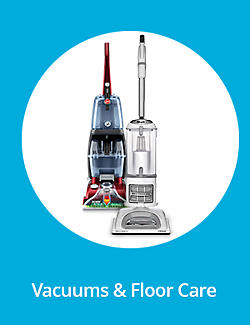 Vacuums & Floor Care