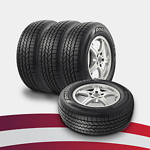 Buy 3 RoadHandler tires, get the 4th FREE
