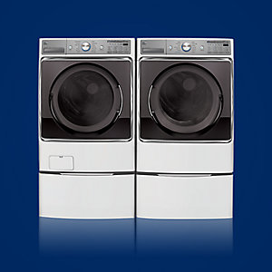 25% off all Kenmore & Kenmore Elite washers & dryers