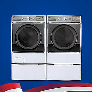 30% off all Kenmore washers & dryers