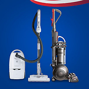 Vacuum Mega Savings Event