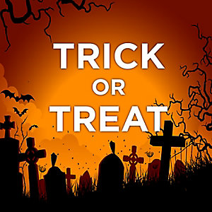 Up to 30% off Halloween costumes & décor