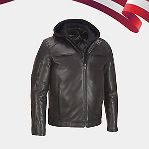 50% off or more on Wilsons leather jackets
