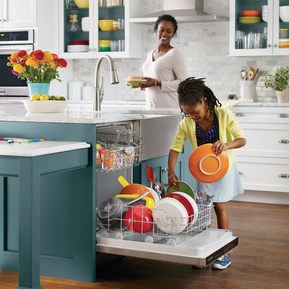 Dishwashers With A Better Clean