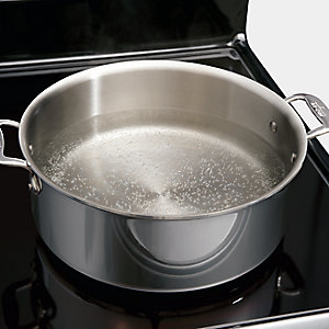 Boils Water In Less Than 2 Minutes