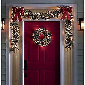 Doors & home