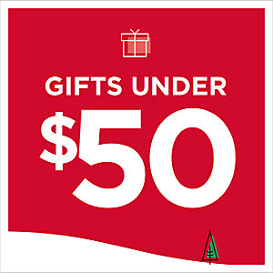 Gifts from $31 - $50
