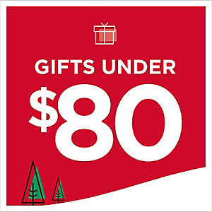 Gifts from $51 - $80