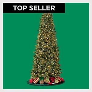 Pre Lit Christmas Tree Kmart
