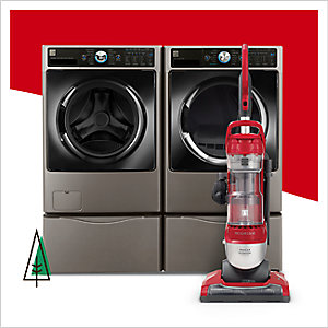 Clean Up with up to 30% off Appliances