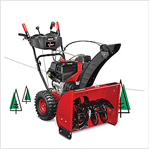 Save 15-20% on Craftsman snowblowers