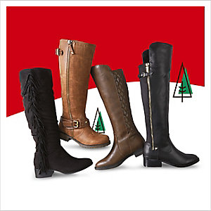 50% off featured Bongo boots