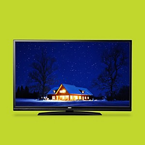 RCA 40-in Class 1080p 60Hz Rear-Lit LED HDTV