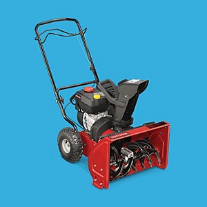 "Craftsman 22"" 179cc Compact Dual-Stage Snowthrower"
