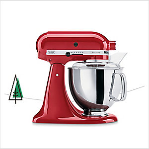 KitchenAid mixers on sale