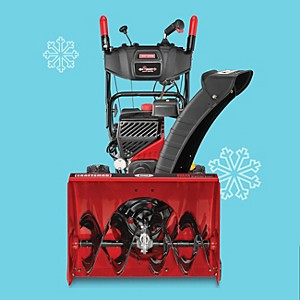 Craftsman Quiet 208cc Dual-Stage Zero Turn Snowblower