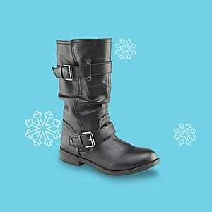 Women's Bongo Kylie Slouched Moto Boot
