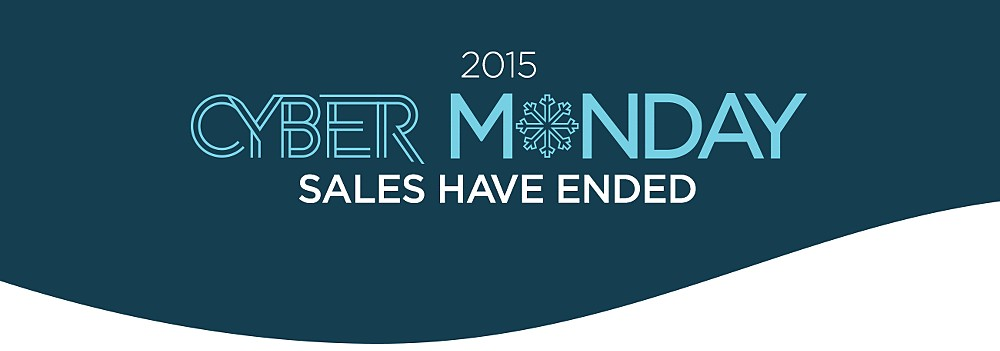 Cyber Monday sales have ended