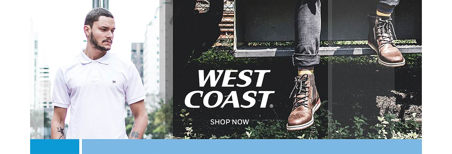West Coast shoe brand at Sears