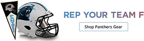 Shop Panthers Gear