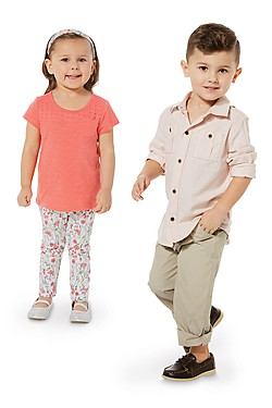 Shop Infant & Toddler Clothing