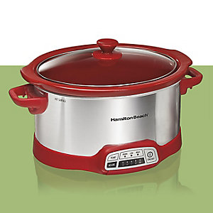 Slow cookers $19.99 & up