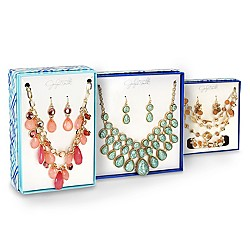 50% off fashion jewelry and jewelry boxes