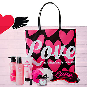 Exclusive Valentine's beauty bag for $9.99