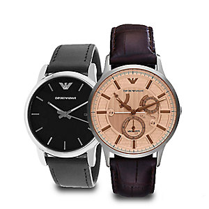 Save 20% or more on Armani watches