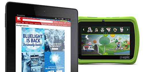Up to 30% off the hottest tablets