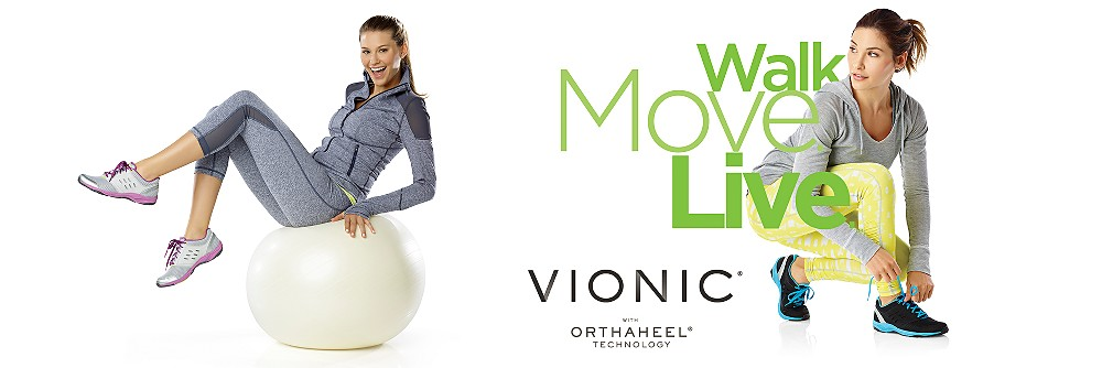 Vionic With Orthaheel Technology Shoes