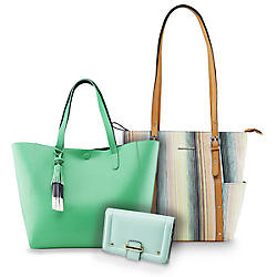 Chic new handbags and wallets