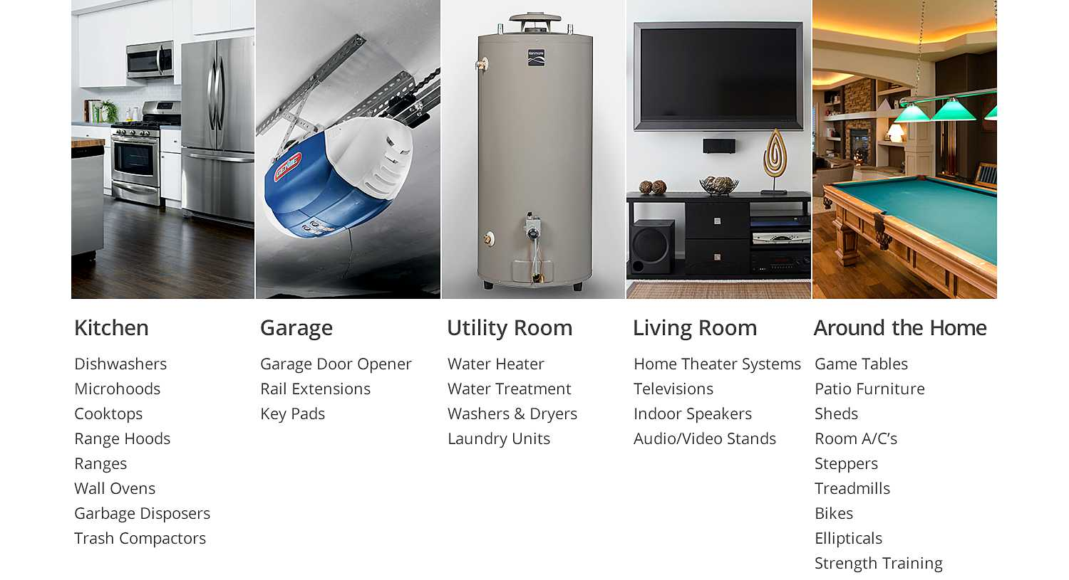 Sears Installation Services - Sears
