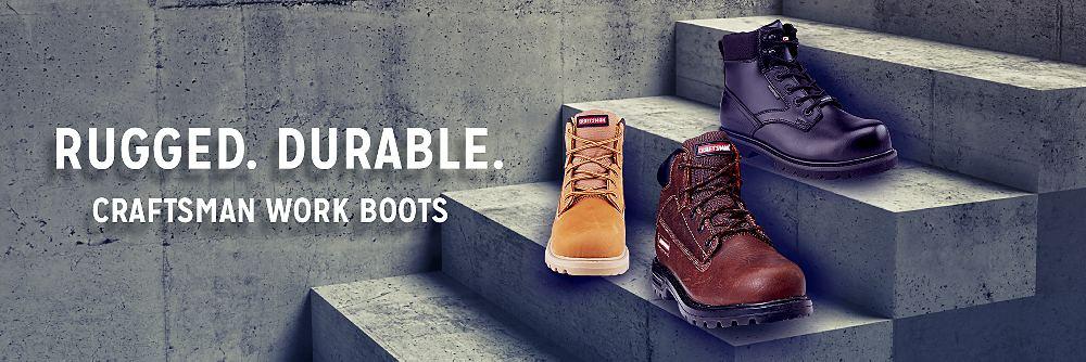 Craftsman work boots